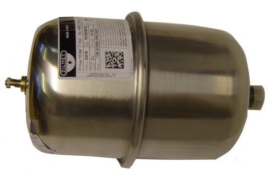 HX1 Pressure expansion vessels 1 l (drink water)