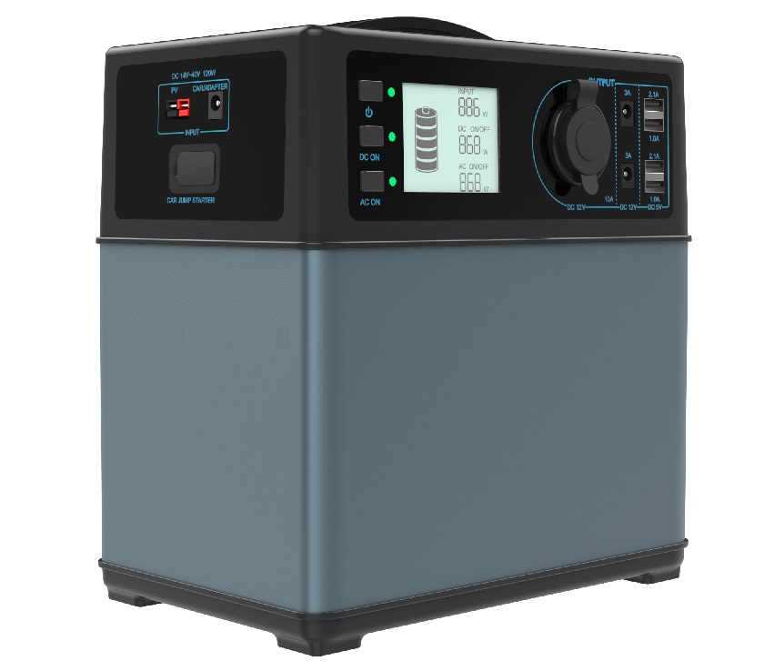 Energy storage unit 400Wh - 4 in 1